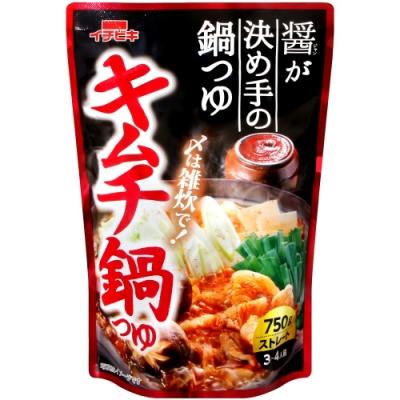 ichibiki 火鍋高湯底[泡菜風味](750g)