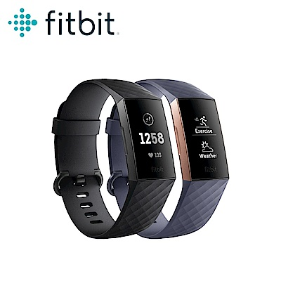 Fitbit Charge 3 智慧手環