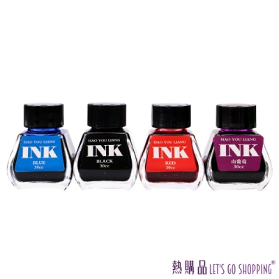 LGS 墨水 - 非碳素款 10色任選 (5瓶入)