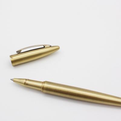 客製化刻字-ARTEX 開心黃銅鋼珠筆