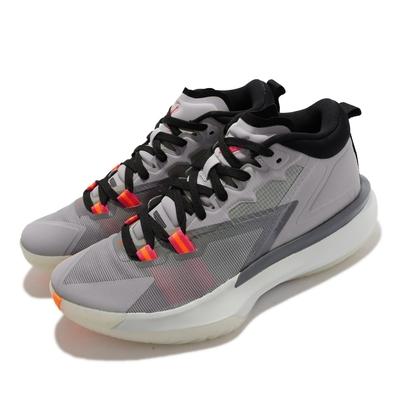 Nike 籃球鞋 Jordan Zion 1 PF 運動 男鞋 喬丹 明星款 錫安 避震 包覆 支撐 球鞋 灰  DA3129-008