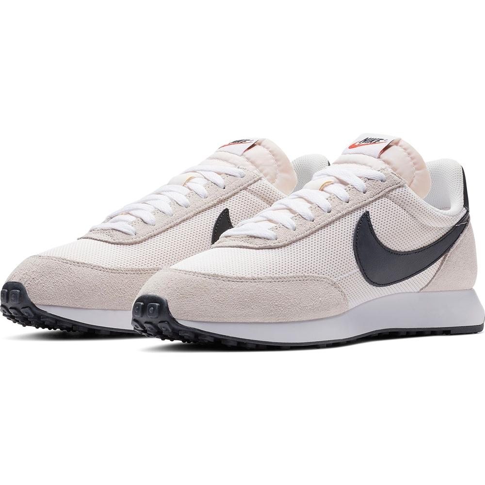 NIKE 休閒鞋 復古 麂皮 運動鞋 男女鞋 白 487754-100 AIR TAILWIND 79