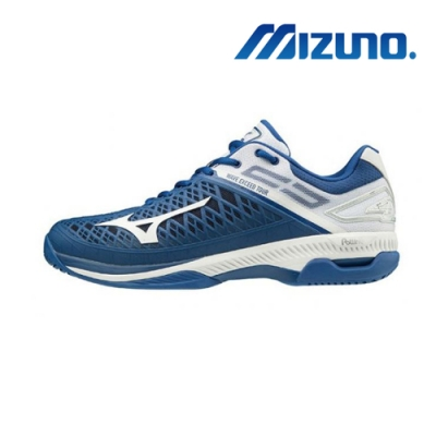 MIZUNO 美津濃 WAVE EXCEED TOUR 4 AC 男網球鞋 61GA207027