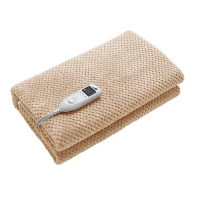 [Y!獨家款] 北方雙人長纖維絨毛電熱毯 NR6288-B