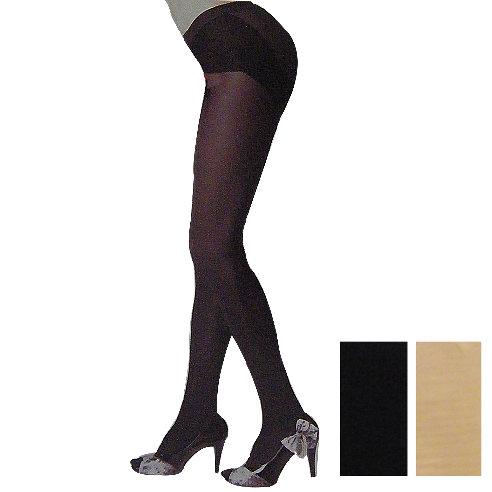 Roberta 諾貝達 90丹塑腹提臀彈性絲襪/褲襪~6雙
