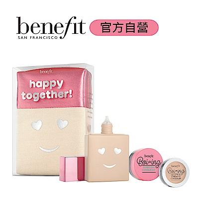 benefit  Hello Happy包可愛限量組(柔焦防曬粉底液30ml三件組)