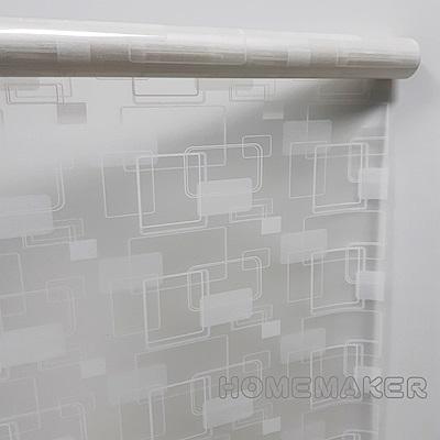 素面自黏窗貼2入(45cm*200cm)_GH-T069