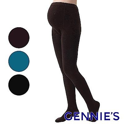 【Gennie's奇妮】厚棉彈性褲襪‧孕婦專用(GM45)
