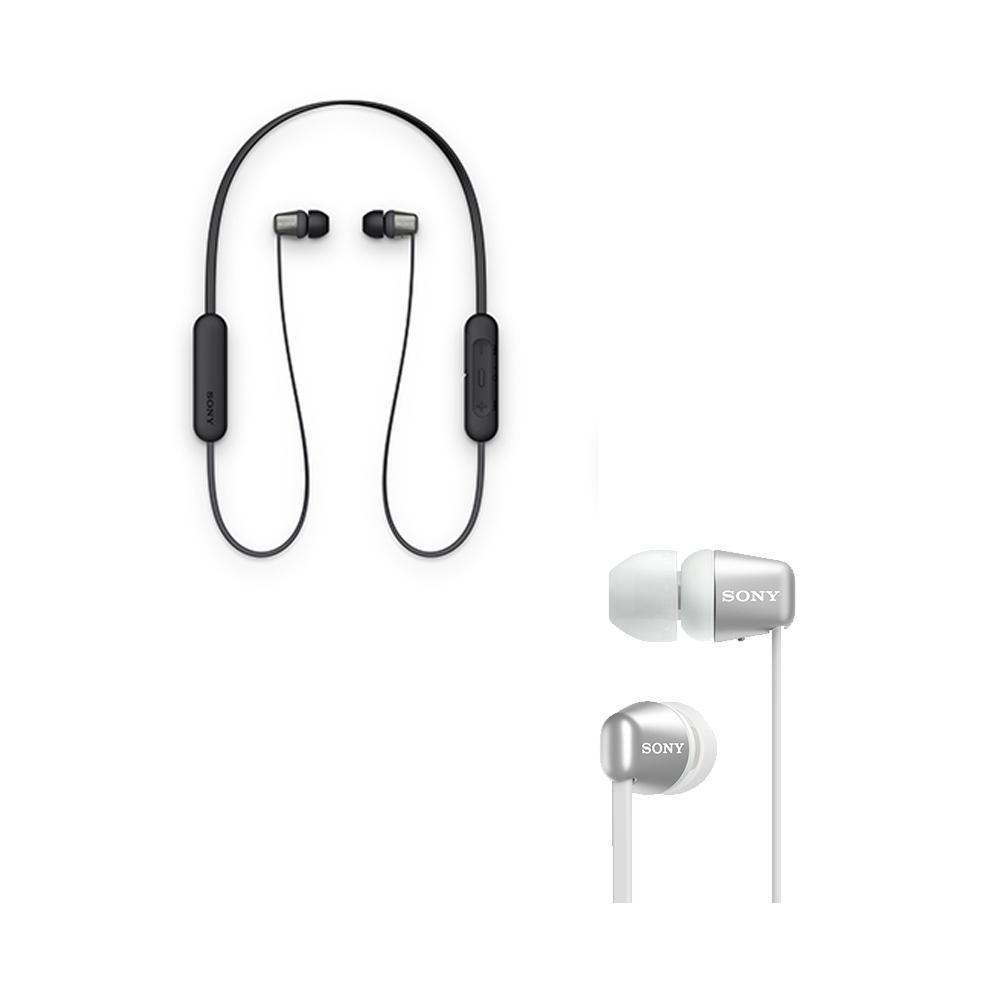 SONY WI-C310 無線藍牙入耳式耳機 續航力15H-快 後掛式設計方便自由活動