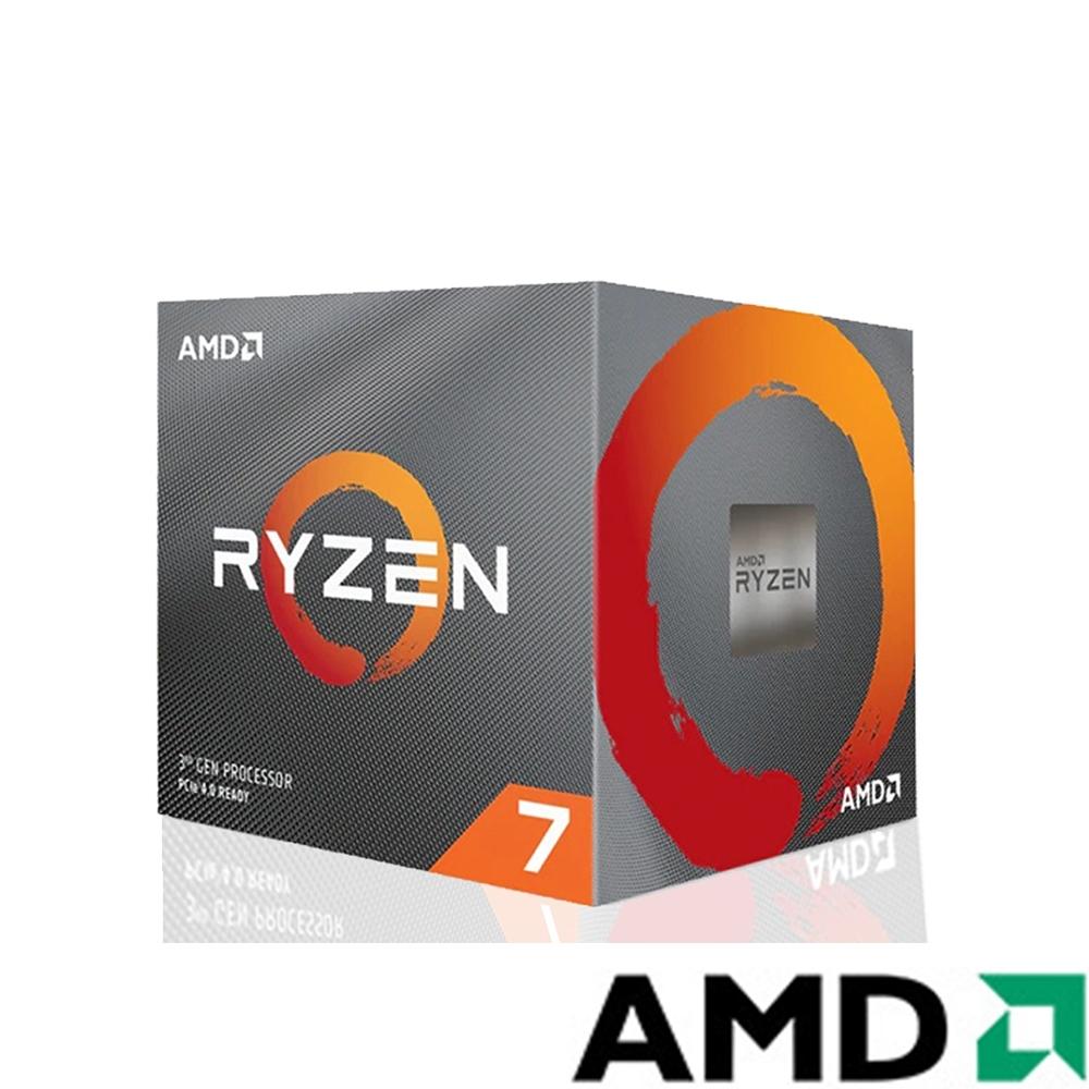 (限時)AMD R7 3700X 八核心處理器