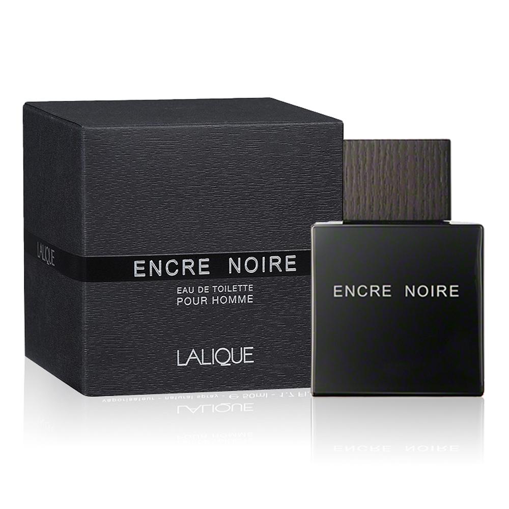 LALIQUE萊儷 Encre Noire 黑澤男性淡香水100ML