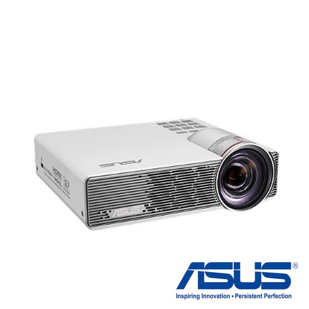 ASUS P3B 超亮無線內建電池美型LED輕巧投影機