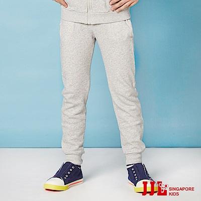 JJLKIDS 時尚噴彩造型休閒褲(麻灰)