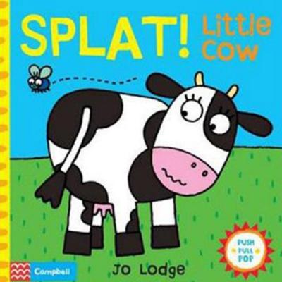 Splat! Little Cow 乳牛新奇操作書