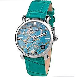 梵谷Van Gogh Swiss Watch梵谷經典名畫女錶(Lady 09)