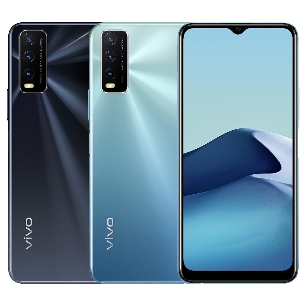 vivo Y20s (6G/128G) 6.51吋大電量三鏡頭智慧型手機