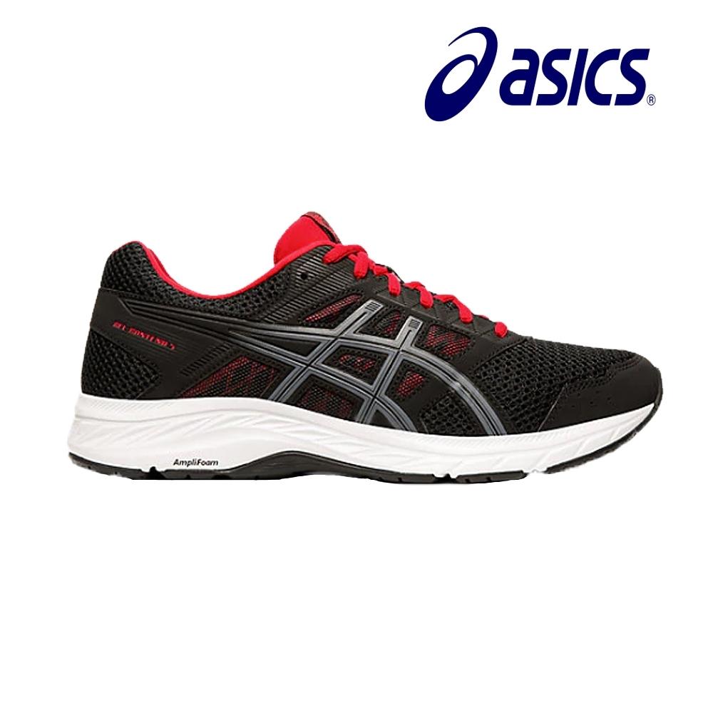 Asics GEL-CONTEND 5 (4E) 男慢跑鞋超寬楦