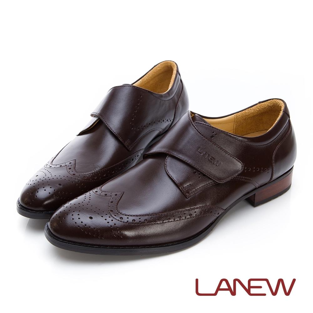 LA NEW Q Lite 輕量 紳士鞋(男224033020)