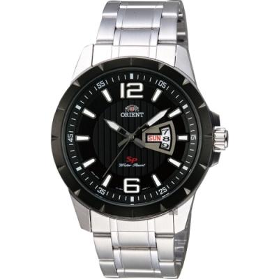 ORIENT東方 SP 系列 冒險家運動石英錶-44mm (FUG1X001B)
