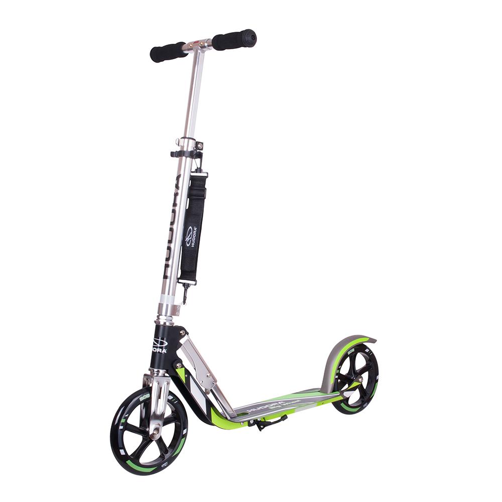 JAKO-O德國野酷 HUDORA滑板車 RX-Pro 205-綠