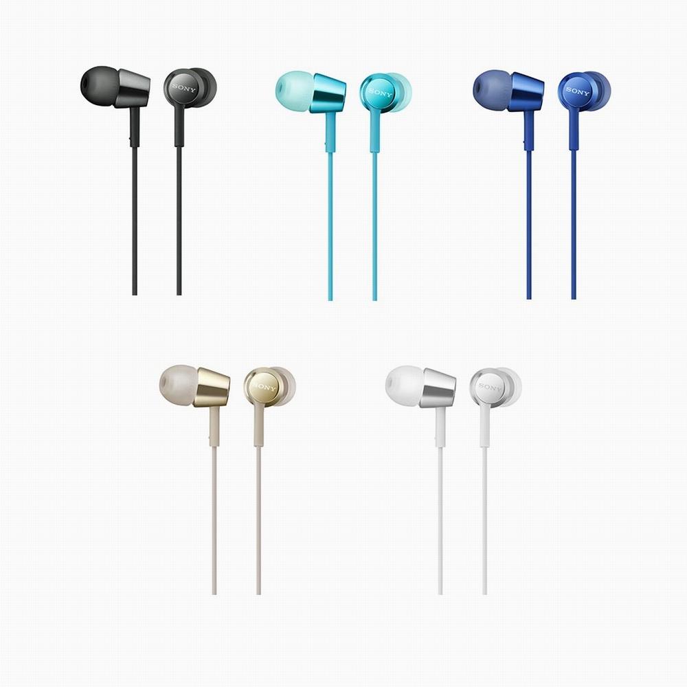 [福利品]SONY無麥耳道式耳機MDR-EX155散裝
