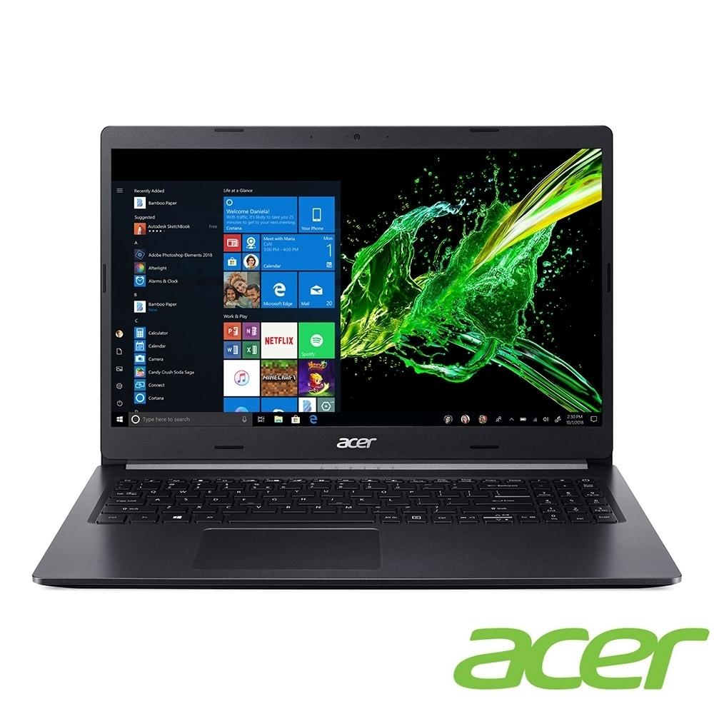 (結帳價18900)Acer A315-57G-51LH 15吋筆電(i5-1035G1/MX330/4G/256G SSD+1T/Aspire 3/黑/推薦)