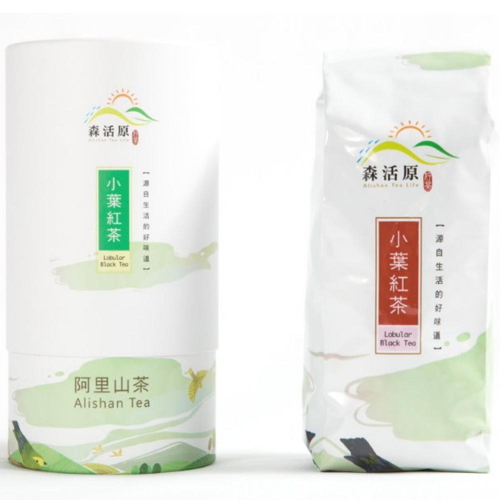 森活原-阿里山高山茶(烏龍茶150G+金萱茶150G+小葉紅茶75G)特惠組