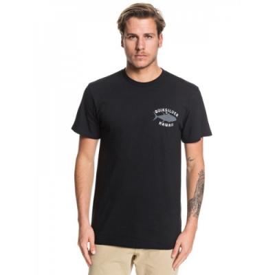 【QUIKSILVER】HI BIG EYE MT0 T恤 黑