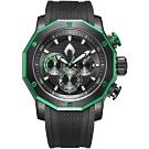 瑞士丹瑪DAUMIER正義聯盟ELITES系列限量腕錶-水行俠