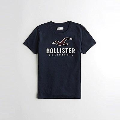 Hollister HCO  短袖 T恤 藍色 1073