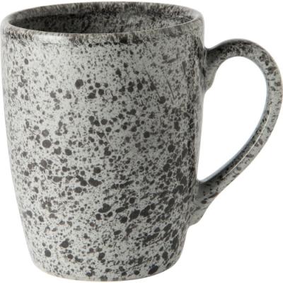 《EXCELSA》花崗岩紋馬克杯(灰260ml)