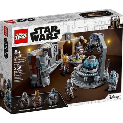 樂高LEGO 星際大戰系列 - LT75319 The Armorer s Mandalorian Forge
