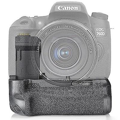 【LOTUS】Canon BG-E18 副廠 電池手把 750D 760D適用