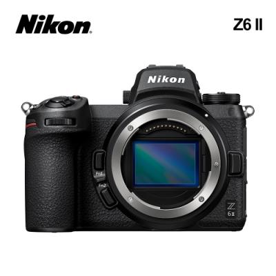 Nikon尼康 Z6II (Z6 II) BODY單機身 全幅單眼相機 (國祥公司貨)
