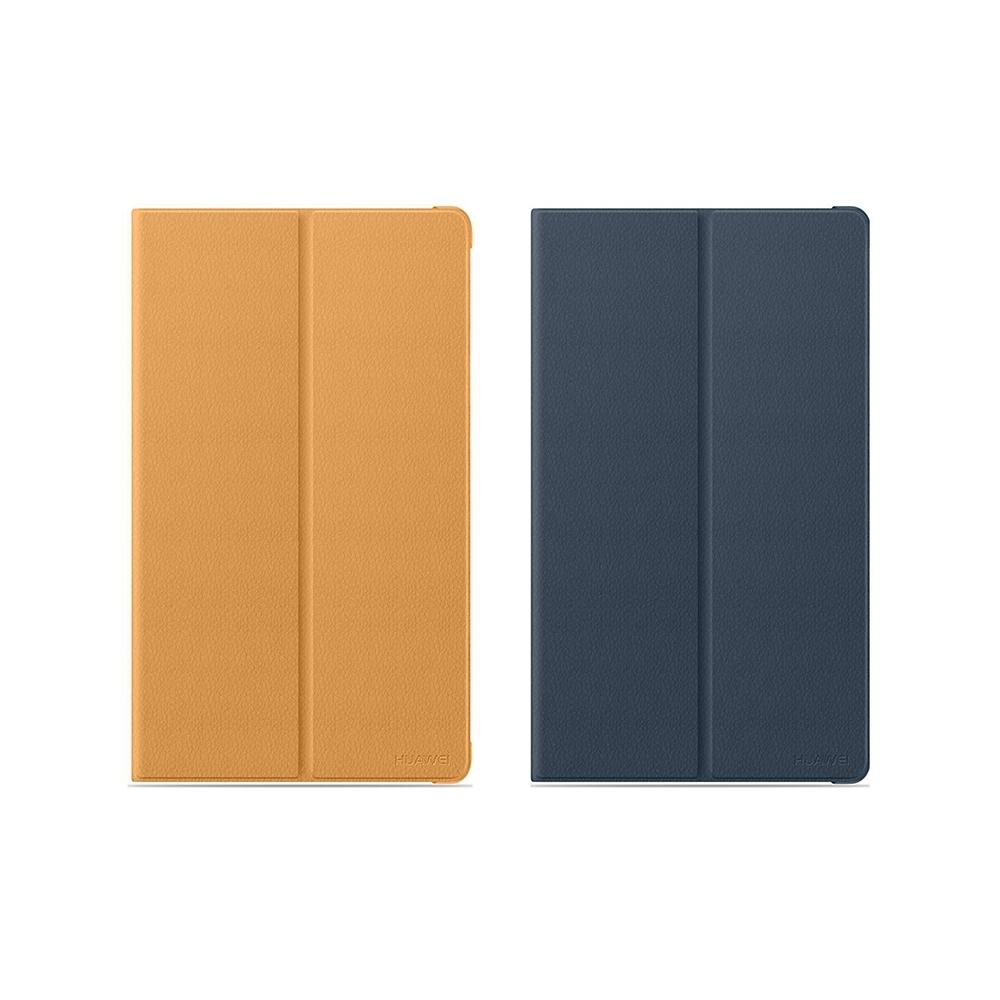 【拆封新品】HUAWEI 華為 MediaPad M3 Lite 原廠翻蓋書本式皮套 (盒裝)