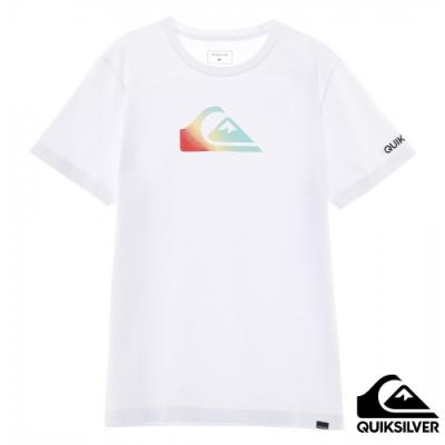 【QUIKSILVER】MER ST T恤 白