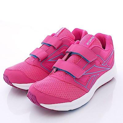零碼-19cm Reebok頂級童鞋 運動鞋款 SI3313粉