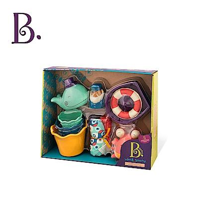 美國【B.Toys】嘩!水花轟炸趴