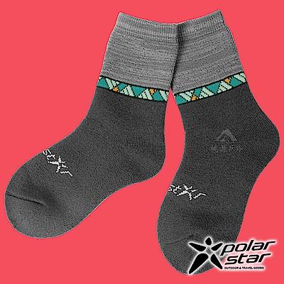 PolarStar 保暖雪襪3入組『暗灰』P18614