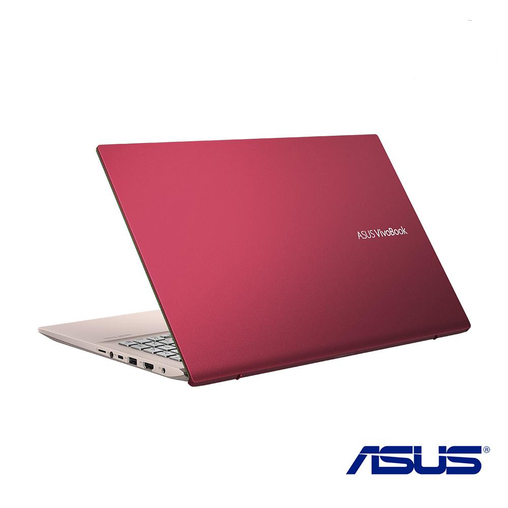 ASUS VivoBook S431FL 14吋筆電(狠想紅/i5-8265U/MX250