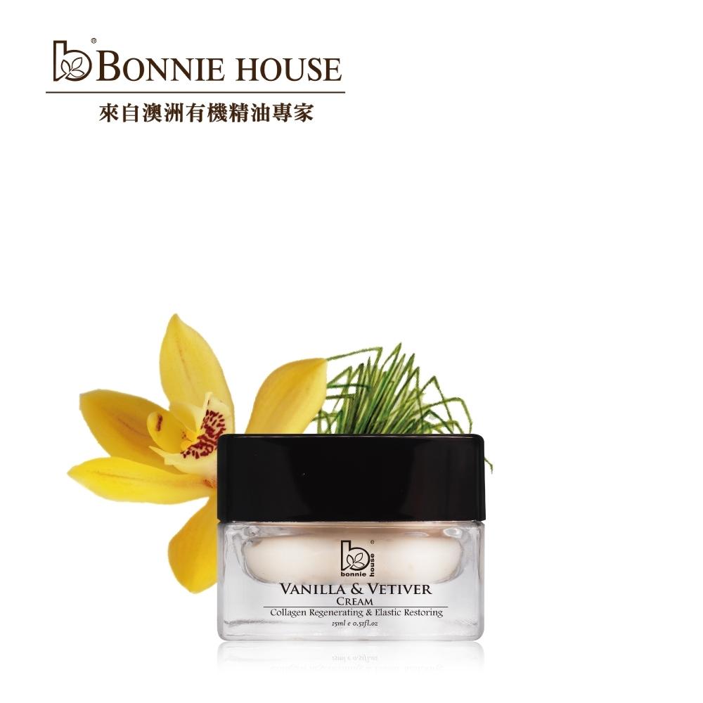 Bonnie House 香子蘭&岩蘭草逆轉時光精萃活膚霜15ml