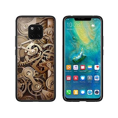 NILLKIN HUAWEI Mate 20 Pro 金芯玻璃手機殼