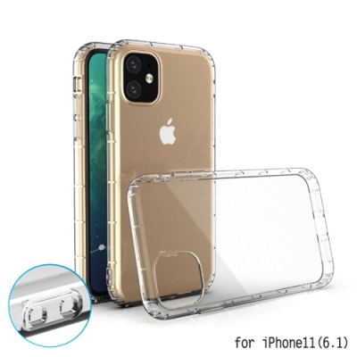水漾 iPhone11(6.1) 氣墊式空壓手機保護殼