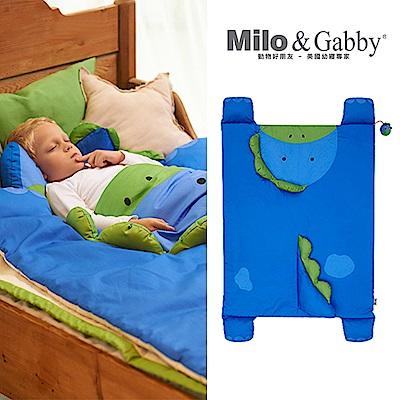 棉被-Milo&Gabby 動物好朋友-立體造型暖暖蓋被 (DYLAN恐龍)