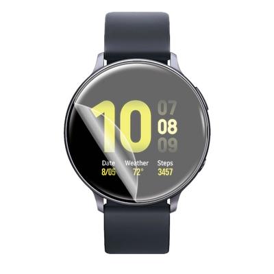o-one小螢膜 三星Samsung Galaxy Watch Active 2 44mm 手錶保護貼兩入組 犀牛皮防護膜 抗衝擊自動修復