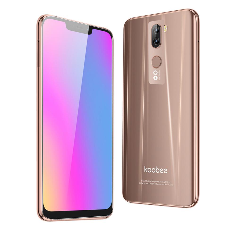 酷比 koobee F2 Plus (4G/128G) 6.2吋智慧型手機