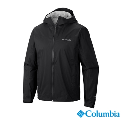 Columbia 哥倫比亞 男款- Omni TECH 防水快排外套-黑色