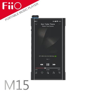 FiiO M15 Android高階旗艦無損音樂播放器