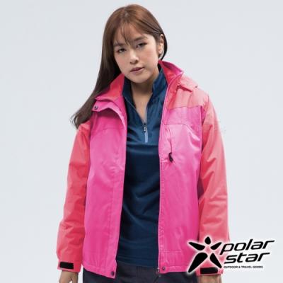 PolarStar 女 防風保暖外套 『粉紅』 P18218