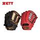 ZETT 高級硬式金標全指手套 13吋 外野手用 BPGT-237 product thumbnail 1